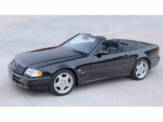 1999 Mercedes-Benz SL 73 AMG | 1033677