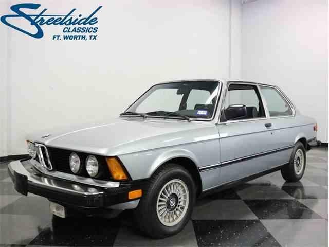 1983 BMW 320I E21 | 1033678