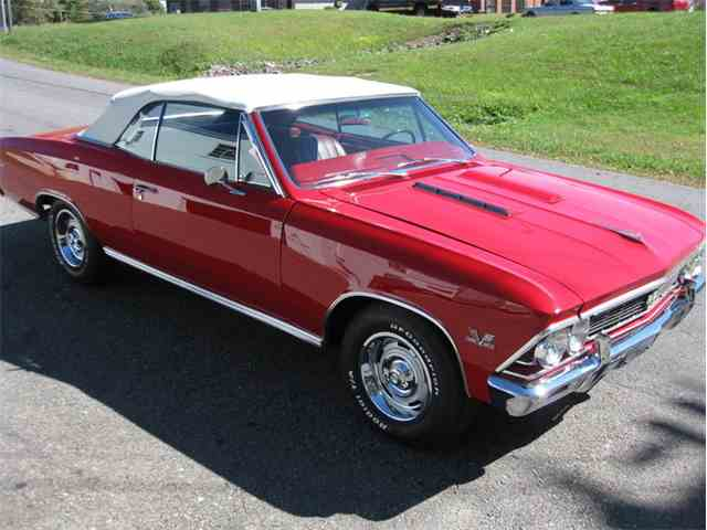 1966 Chevrolet Chevelle SS | 1033679