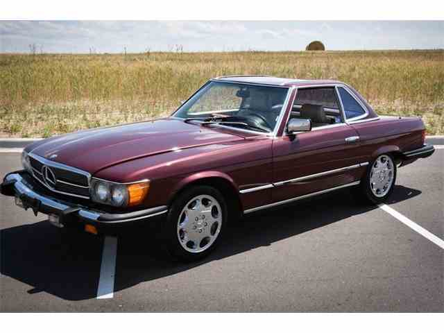 1985 Mercedes-Benz 300SL | 1033696