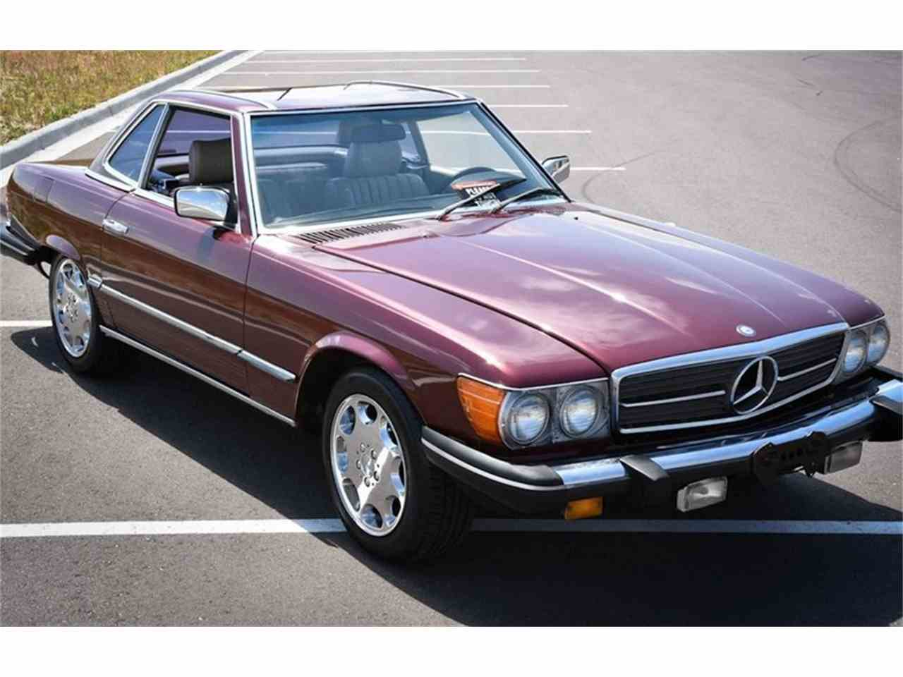 1985 mercedes benz 300sl for sale cc for Mercedes benz for sale by owner in florida