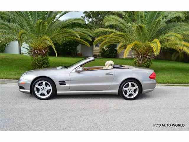 2003 Mercedes-Benz SL-Class | 1033707