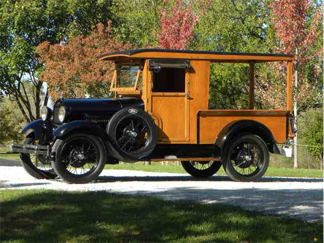 1929 Ford Model A | 1033719