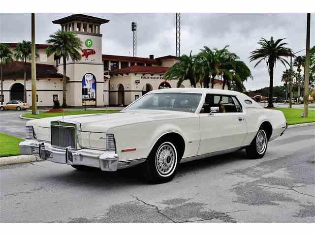 1973 Lincoln Continental | 1033720
