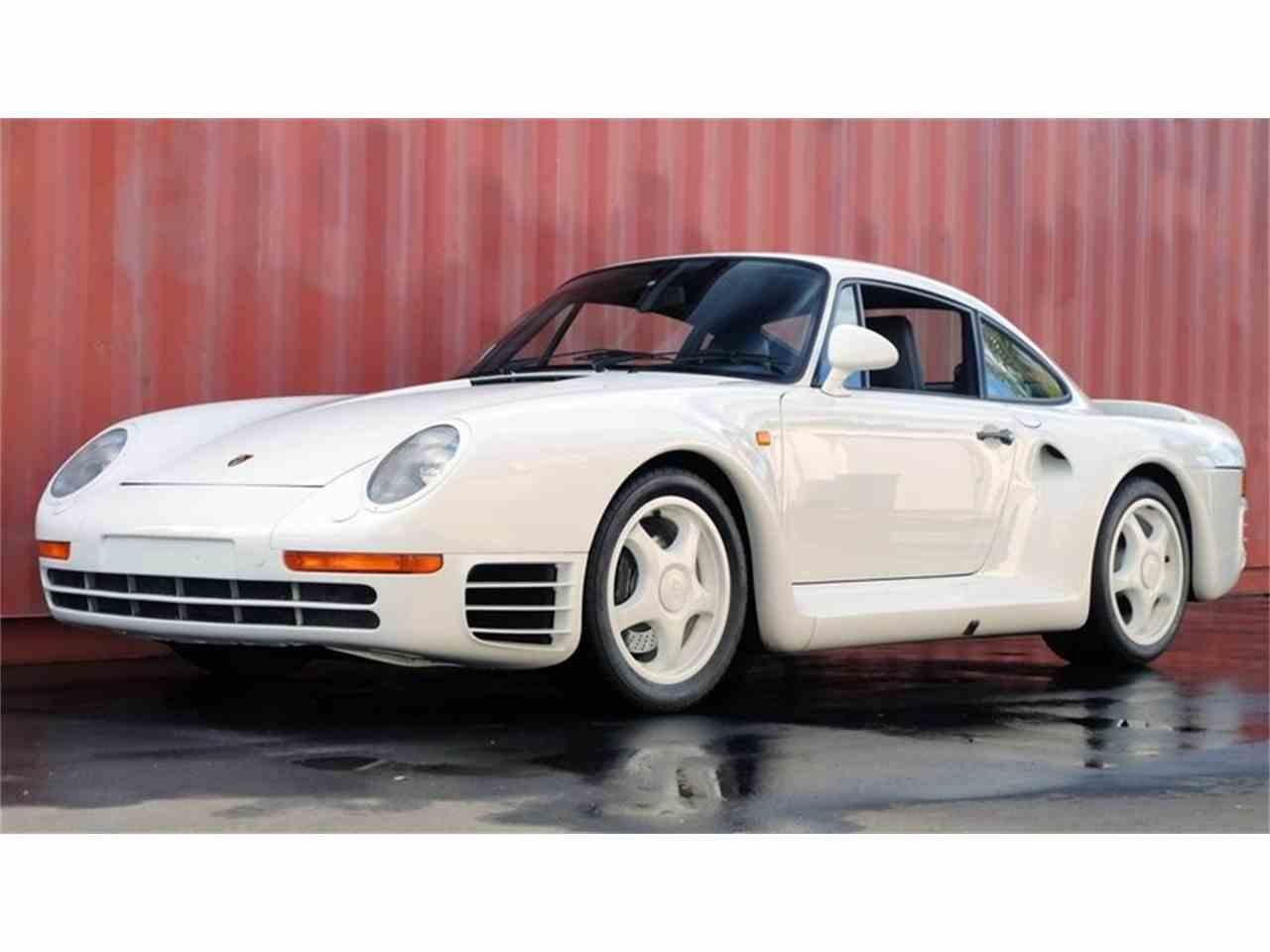 1988 Porsche 959 - CC-1033725