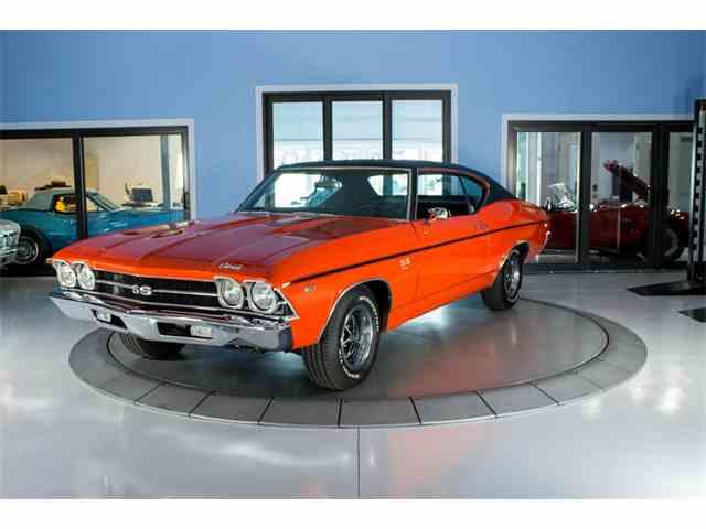 1969 Chevrolet Chevelle SS | 1033734