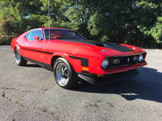 Picture of '72 Ford Mustang located in Westford Massachusetts - $29,900.00 - M5N3