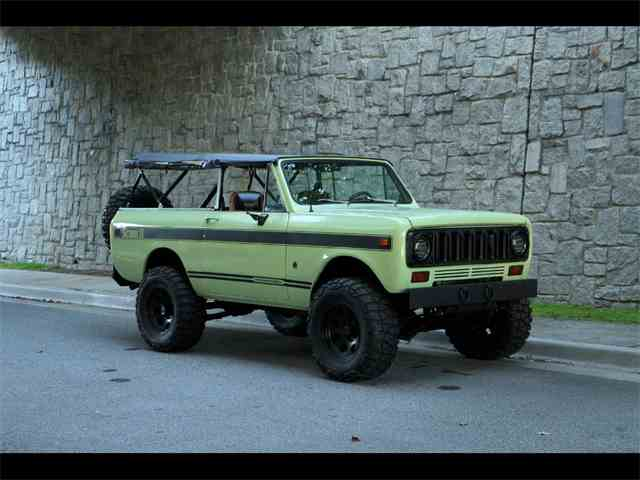 1975 International Harvester Scout II | 1033753