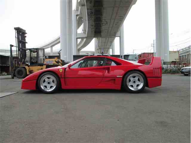 1992 Ferrari F40   1033756