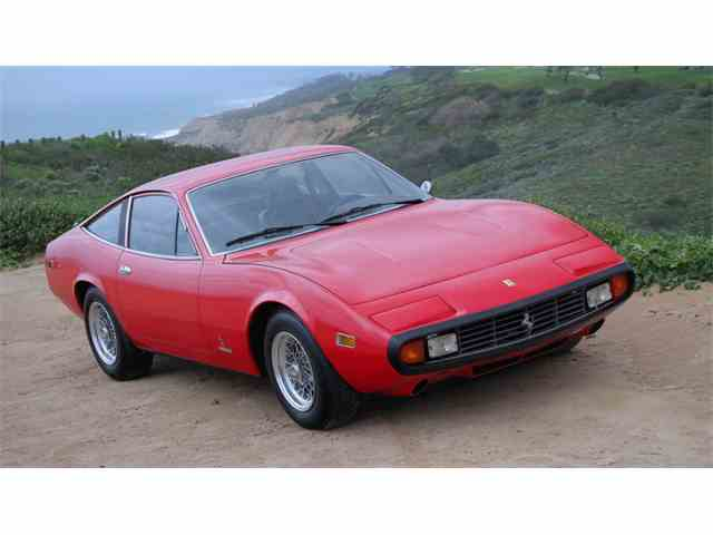 1972 Ferrari 365 GT4 | 1033775