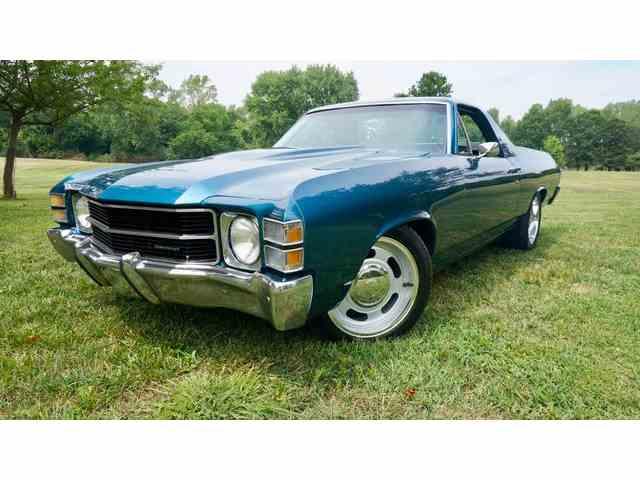 1971 Chevrolet El Camino | 1033776