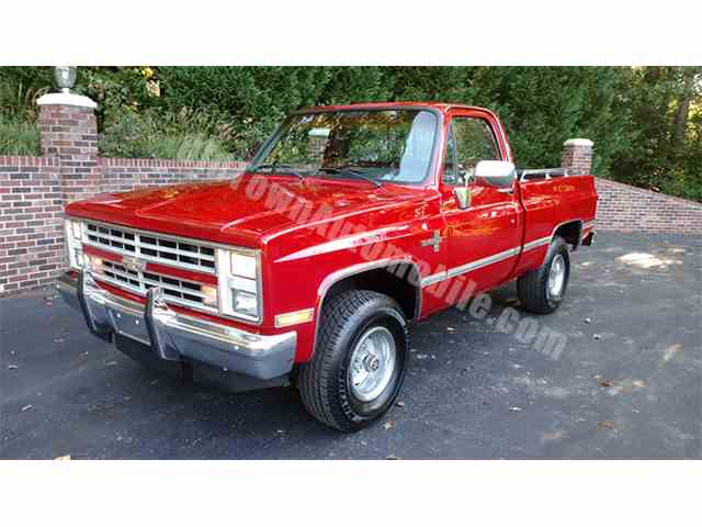 1987 Chevrolet Silverado | 1033782