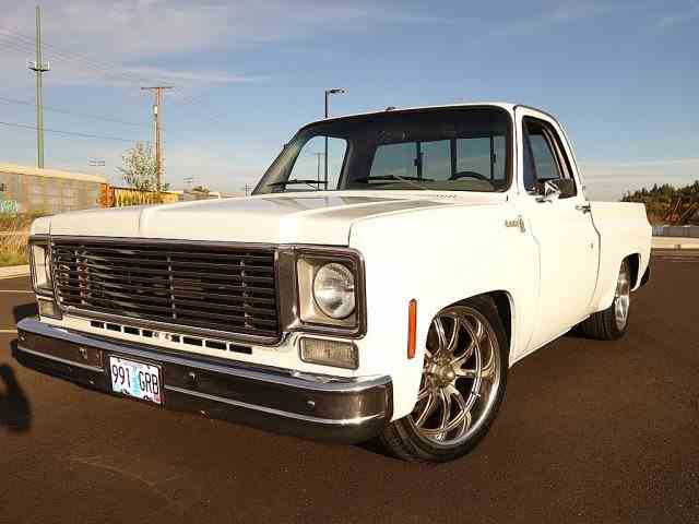 Picture of '77 C10 - M5O9