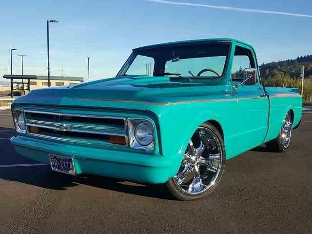 1968 Chevrolet C10 | 1033786