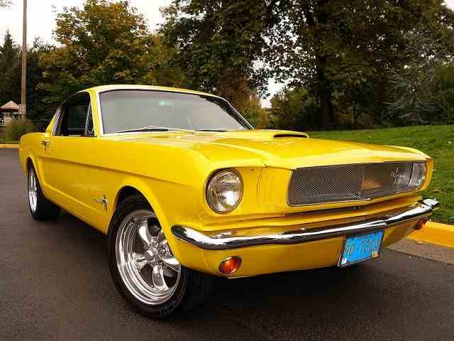 1966 Ford Mustang | 1033788