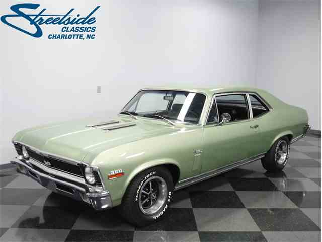 Picture of '70 Chevrolet Nova SS Offered by Streetside Classics - Charlotte - M5OE