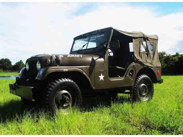 1969 Jeep CJ5 | 1033803