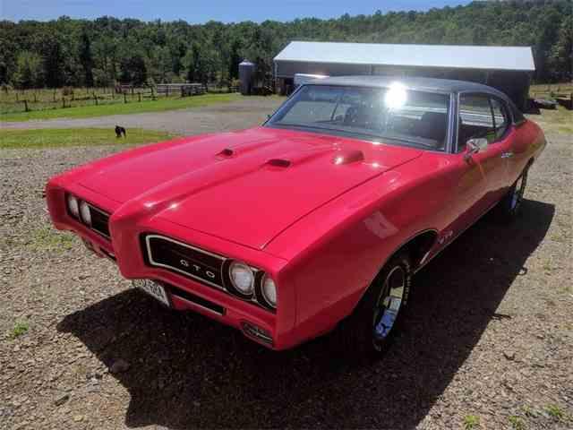 1969 Pontiac GTO | 1033811