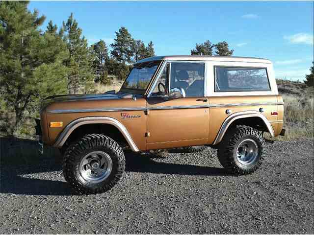 1975 Ford Bronco | 1033819