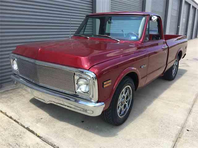 1970 Chevrolet C10 | 1033828