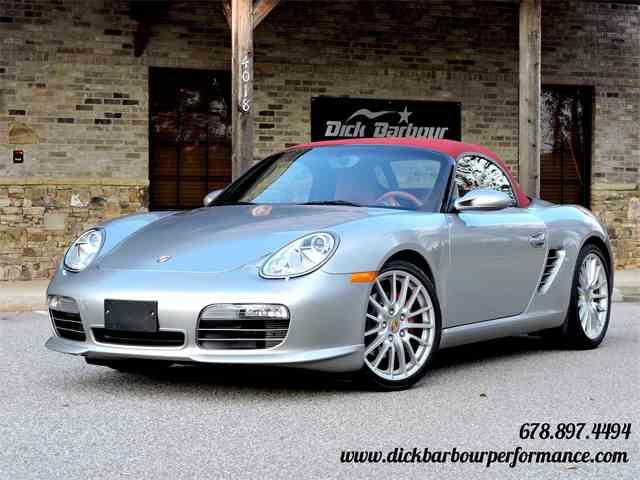 2008 Porsche Boxster | 1033829