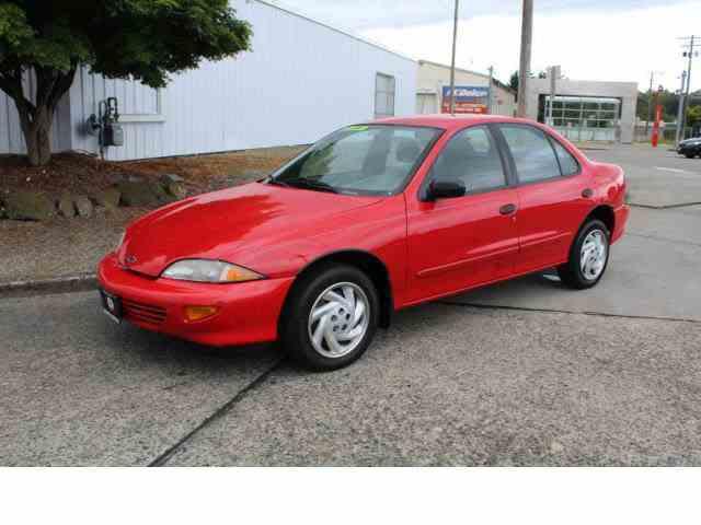 1998 Chevrolet Cavalier | 1033836