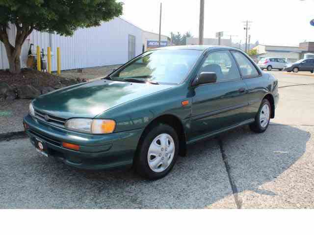 1996 Subaru Impreza | 1033840