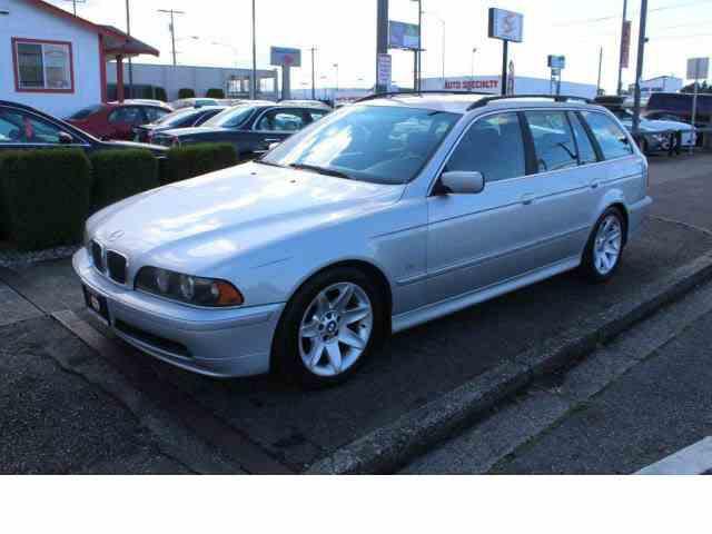 2002 BMW 5 Series | 1033855