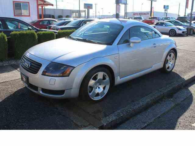 2001 Audi TT | 1033858