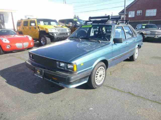 1984 Audi 4000 | 1033863
