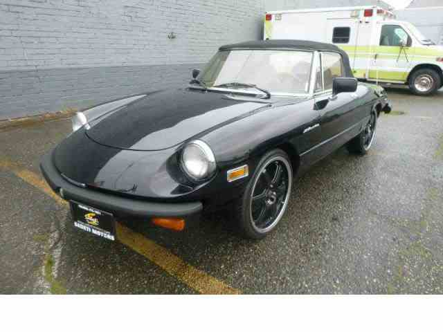 Picture of '81 Spider - M5QG