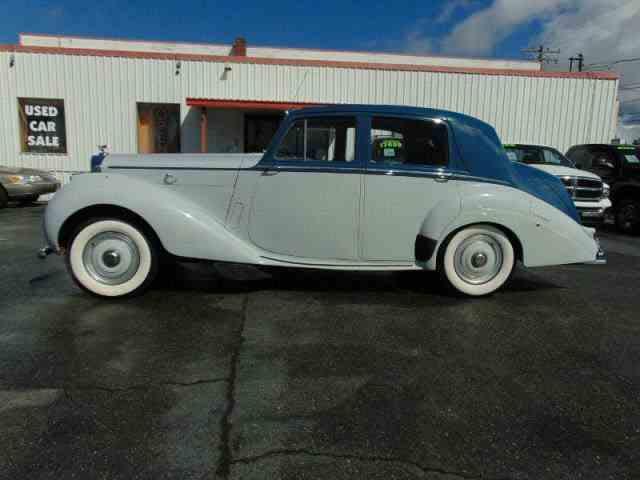 1954 Bentley R Type   1033870