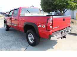 2004 Chevrolet Silverado for Sale - CC-1033880