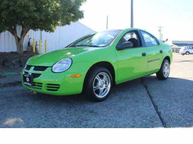 2004 Dodge Neon | 1033891