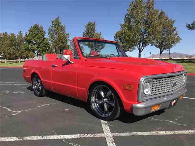 1972 Chevrolet Blazer | 1030039