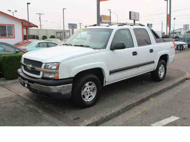 2004 Chevrolet Avalanche | 1033901
