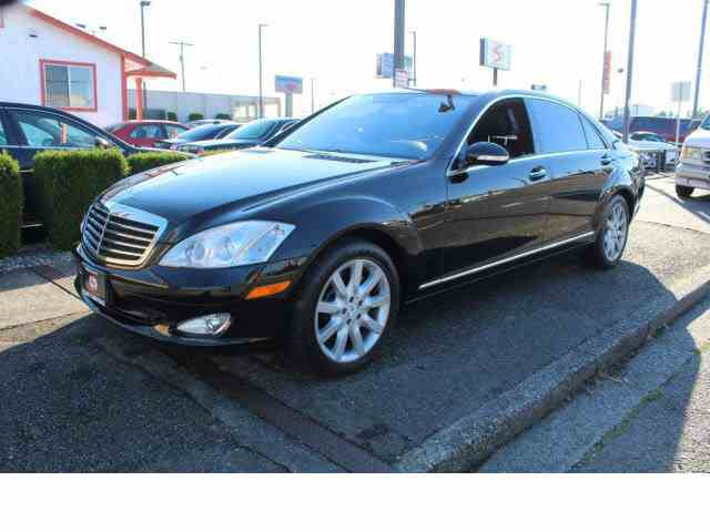 Picture of '07 Mercedes-Benz S-Class - M5RO