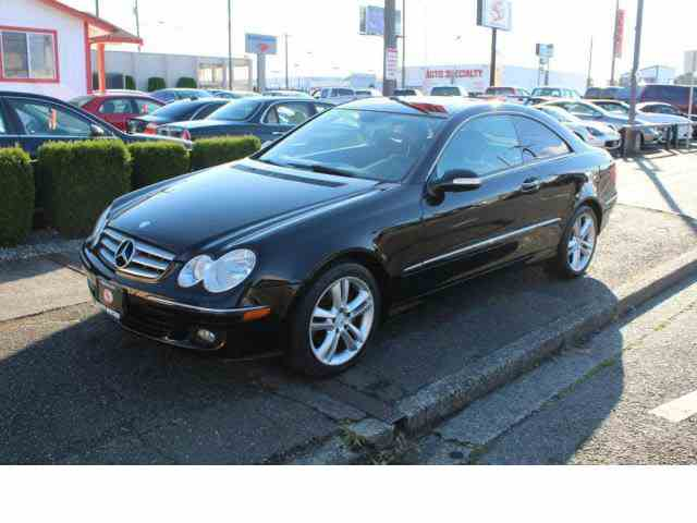 Picture of '06 CLK-Class - M5RR