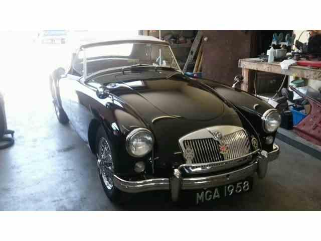1958 MG 1600 | 1033919