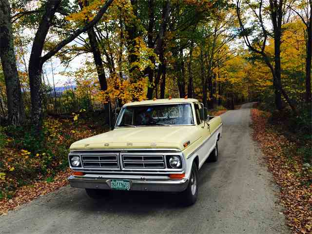 Picture of '72 F100 - M5S4