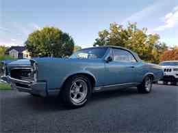 1967 Pontiac GTO for Sale - CC-1033926
