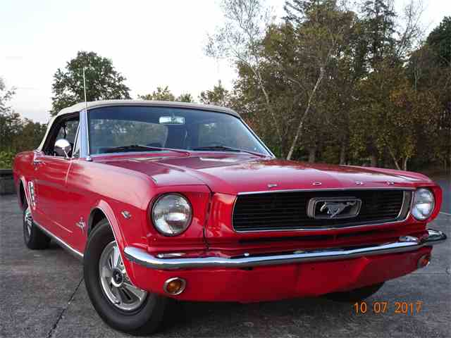1966 Ford Mustang | 1033927