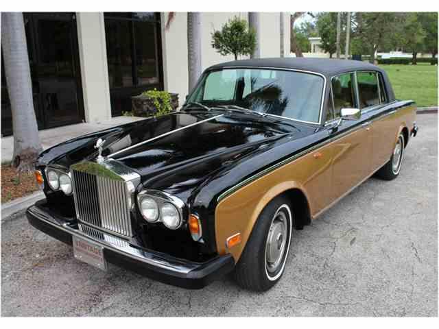 1980 Rolls-Royce Silver Wraith II | 1033932