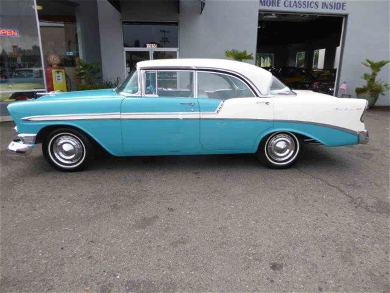 Chevrolet bel air hardtop for sale upcoming chevrolet - 1956 Chevrolet Bel Air For Sale Cc 1033934
