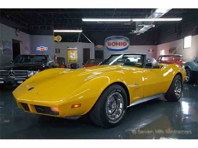Picture of '73 Corvette - M5SO