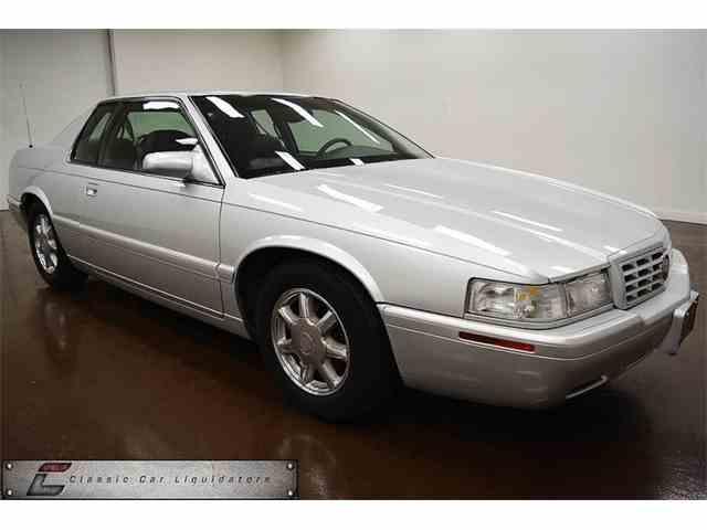2000 Cadillac Eldorado | 1033947