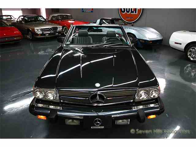 1987 Mercedes-Benz 560SL | 1033952