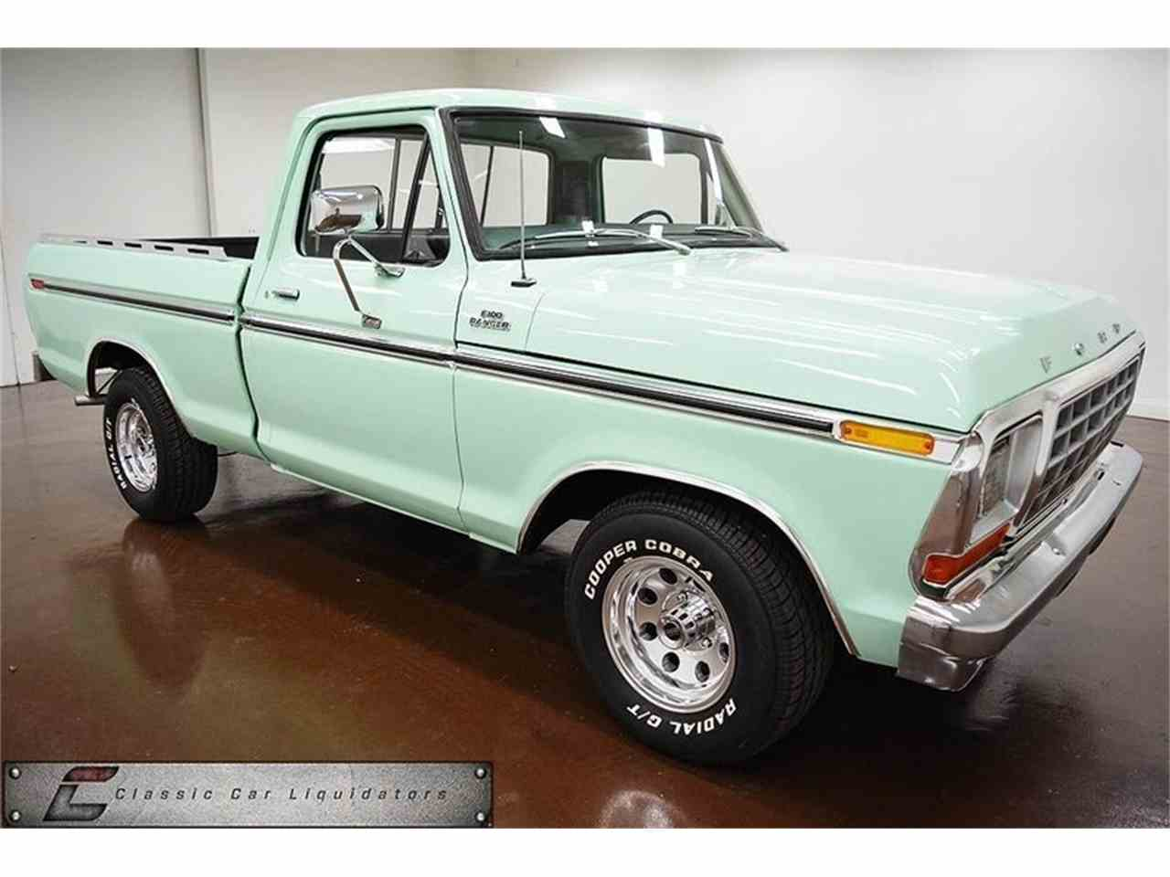 1979 Ford F100 for Sale - CC-1033954