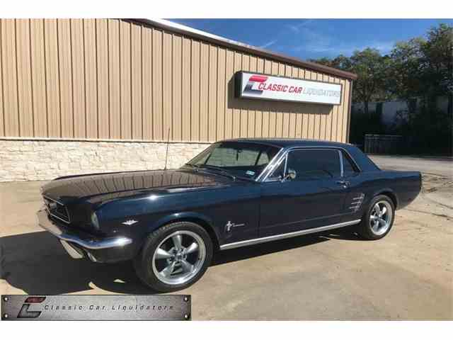 1966 Ford Mustang | 1033984