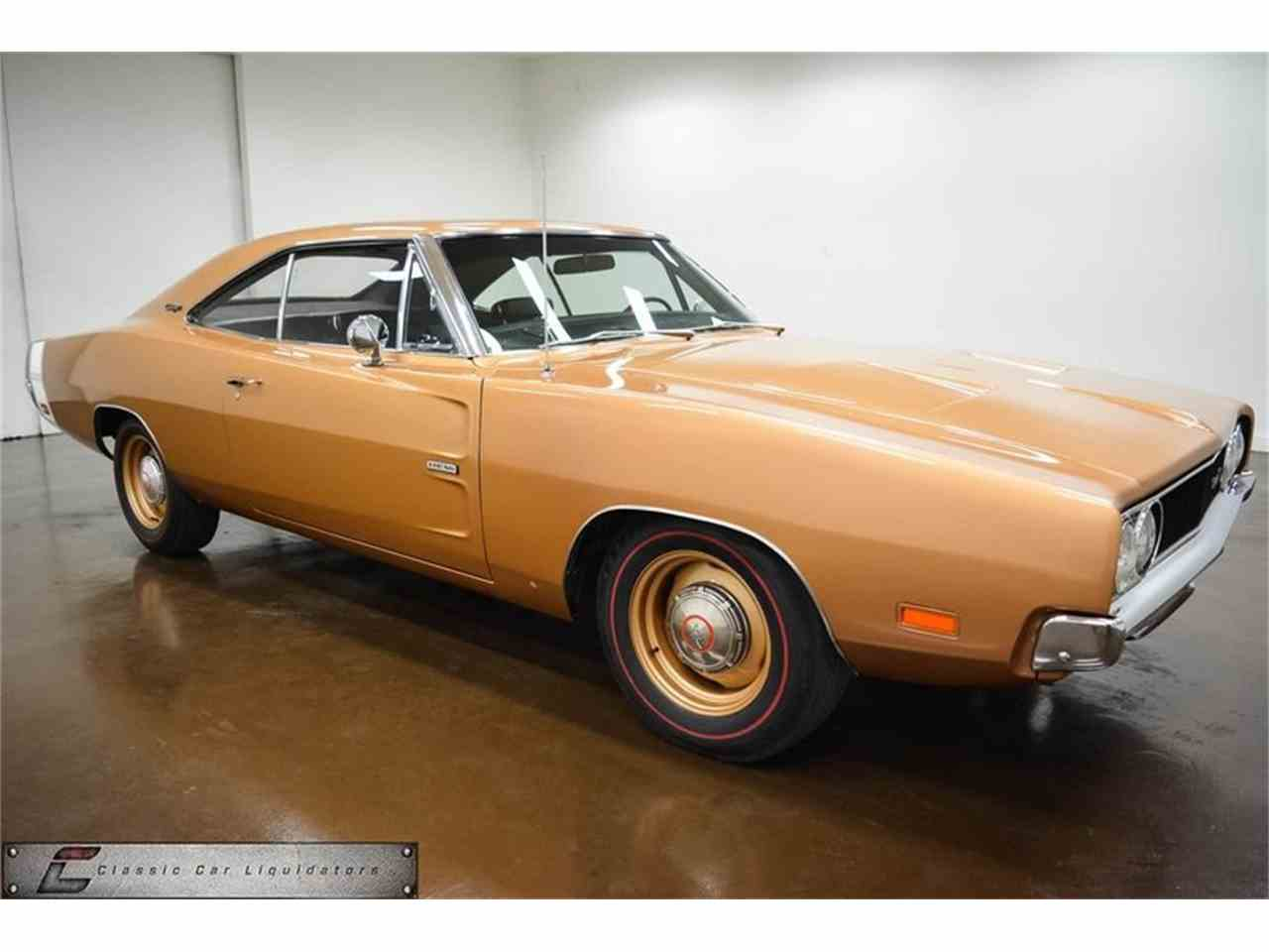 Dodge Charger For Sale ClassicCarscom CC - 1969 classic cars